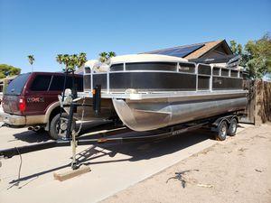 Berkshire Pontoon with Motor for Sale in Casa Grande, AZ