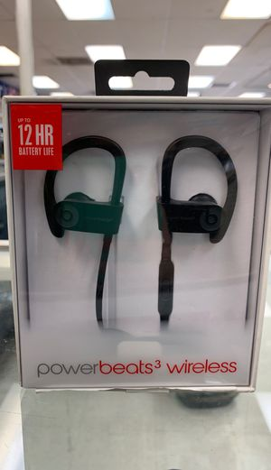 Power Beats 3 Wireless for Sale in Houston, TX