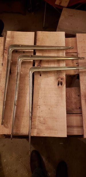 L shape shelf brackets for Sale in Gibbon, MN