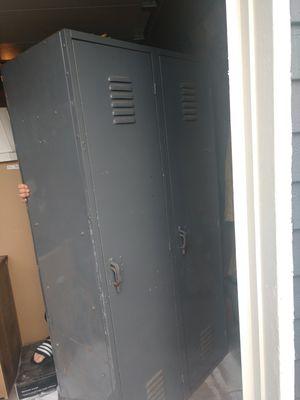 Double metal locker for Sale in Seattle, WA