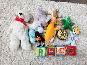 Stuffed animal lot for Sale in Laurel, MD