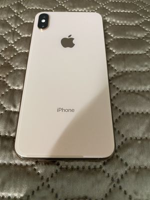 iPhone XS Max 256GB Gold AT&T for Sale in Frederick, MD