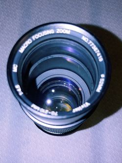 35 mm camera lenses & filters for Sale in Aberdeen,  WA