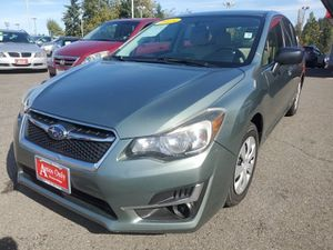 2015 Subaru Impreza Wagon for Sale in Seattle, WA