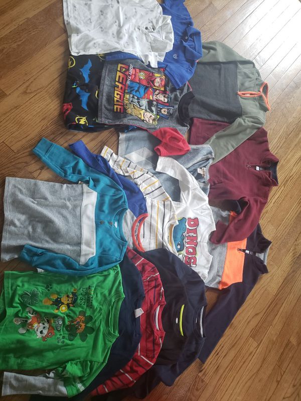 Boy size 5T lot
