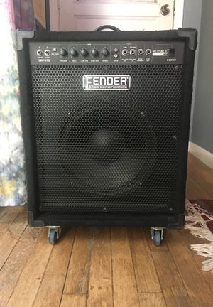 Fender Rumble 60 combo amplifier for Sale in Austin, TX