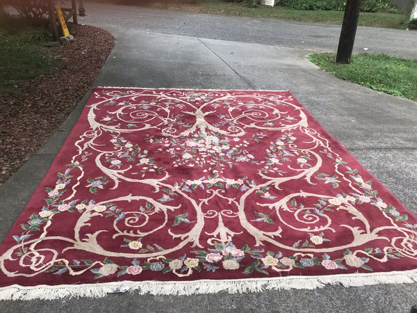 8x10 Pottery Barn Rug For Sale In Winston Salem Nc Offerup