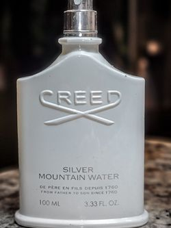 Creed Silver Mountain Water Parfum for Sale in Everett,  WA