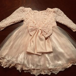 Toddler girl dress 18-24 months /2T, Tulle Flower Princess Dress for Sale in San Diego, CA