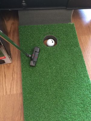 Golf Putting Mat 7 Foot Long for Sale in Washington, DC