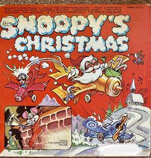 "Various Artists ""Snoopy's Christmas"" Vinyl Album $10 for Sale in Ringgold, GA"
