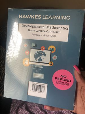 Wake tech math shell software for Sale in Cary, NC