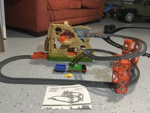Thomas and friends volcano drop set for Sale in Clearwater, FL