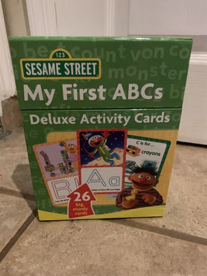 Sesame Street My First ABCs for Sale in Staten Island, NY