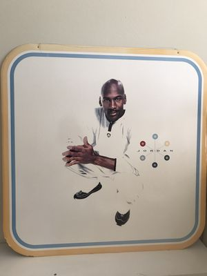 Vintage Michael Jordan poster for Sale in Torrance, CA
