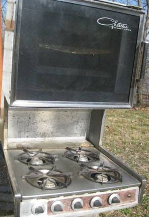 Chateau Magic Chef gas Stove/oven for rv for Sale in Savage, MN