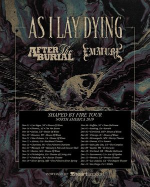 As I lay Dying for Sale in Los Angeles, CA