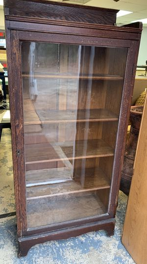 1840's Charming Antique China Hutch on Casters.. for Sale in Red Oak, TX