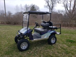Ezgo golf cart street legal ready for Sale in Marion, OH