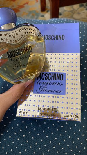 Moschino Toujours Glamour perfume for Sale in Round Rock, TX