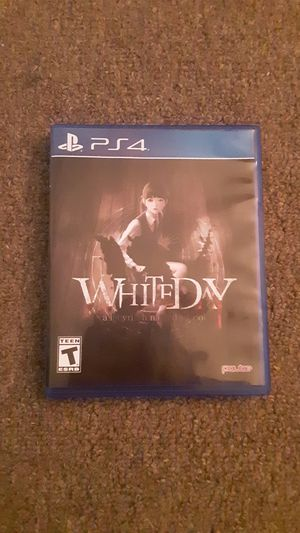 Very rare PS4 game for Sale in Flushing, OH
