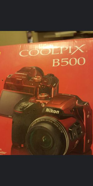 Nikon Coolpix B500 Camera for Sale in Fresno, CA