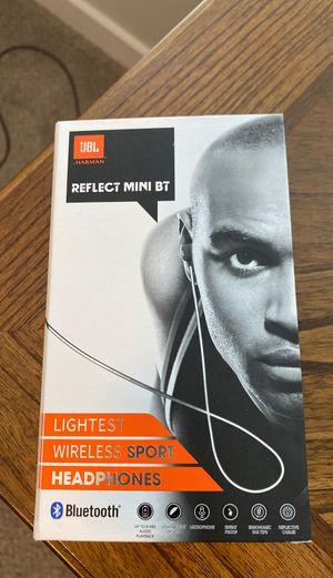 JBL sport Bluetooth headphones for Sale in Raleigh, NC