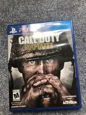 Call of duty ww2 for Sale in Framingham, MA