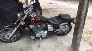 2005 Honda shadow 750 I believe it has 4500 miles on it for Sale in Oak Park, GA