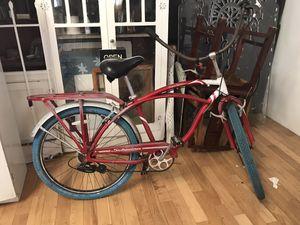 Red beach cruiser bike for Sale in Richmond, CA