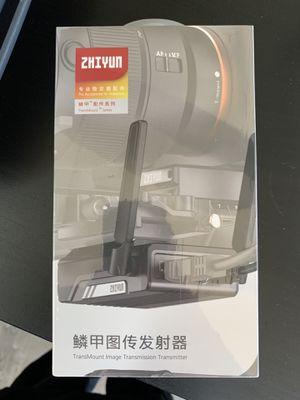 Zhiyun transmitter for weebil s gimbal for Sale in Oakland, CA