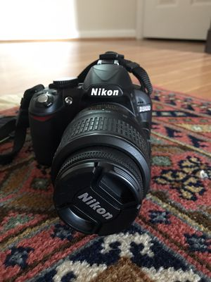Nikon D3100 DSLR camera for Sale in Charlotte, NC