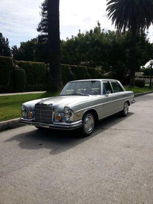 1970 Mercedes Benz 280SE W108 Parts for Sale in Mount MADONNA, CA
