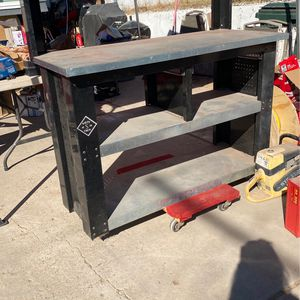 Work/Tool Bench for Sale in San Diego, CA