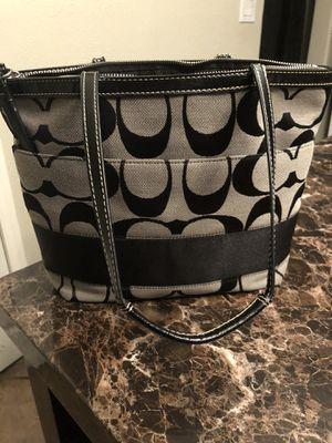 coach authentic purse for Sale in Phoenix, AZ