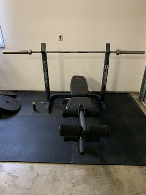 Marcy weight bench for Sale in Owensboro, KY