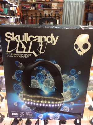 Skullcandy SMPYFY-003 Wireless Headset for Sale in Boca Raton, FL