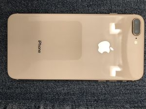iPhone 8 Plus 64 GB unlock T-Mobile carrier excellent condition for Sale in Holiday, FL