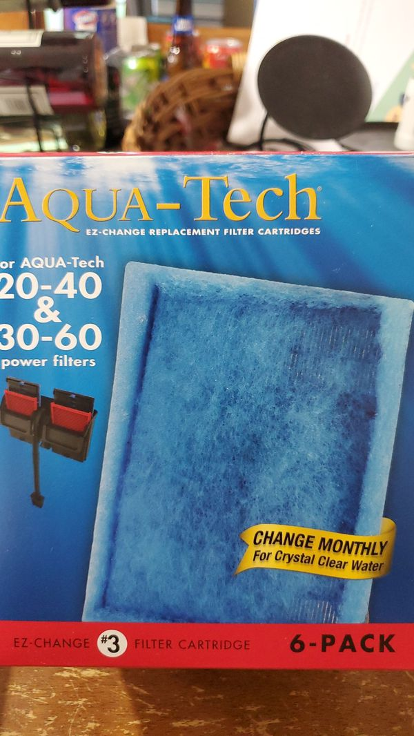 Aqua-Tech Fish Tank Filters