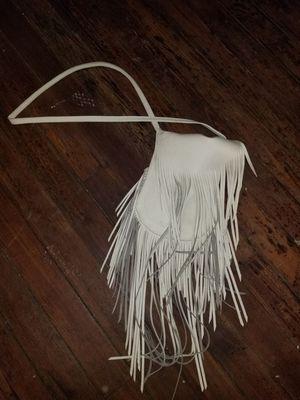 Leather Fringe bag purse for Sale in Detroit, MI