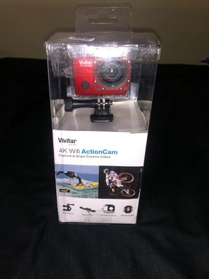 Vivitar 4k Action Camera Capture And Extreme Videos for Sale in Rosemead, CA