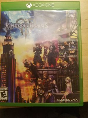 Kingdom Hearts III - Xbox One for Sale in Dublin, OH