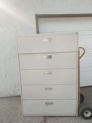 Filing cabinet for Sale in Madera, CA