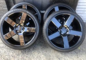 "22"" dub ballers for Sale in College Park, GA"