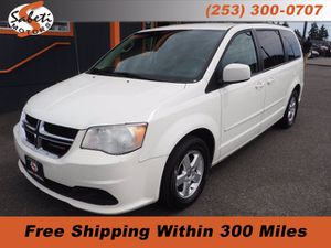 2012 Dodge Grand Caravan for Sale in Tacoma, WA