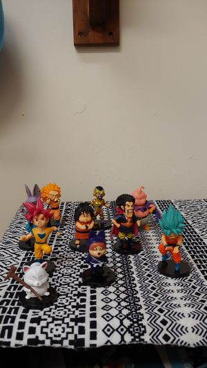 Dragonballz figures for Sale in San Diego, CA