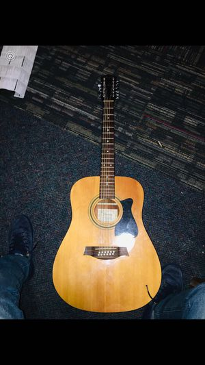 Ilbanez 12 String Acoustic Guitar for Sale in Pasco, WA