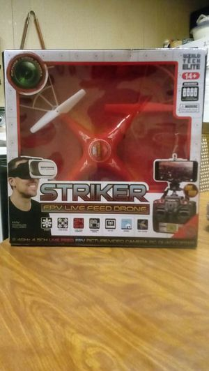 Brand New RC Striker Spy Drone for Sale in Hannibal, MO