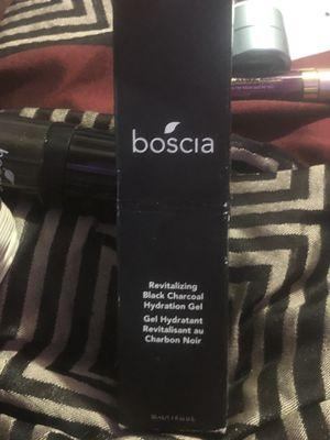 Boscia revitalizing black hydration gel for Sale in San Antonio, TX