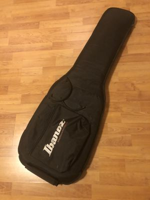 Ibanez Electric Guitar Case Gigbag for Sale in Coconut Creek, FL